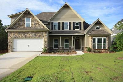 Columbus Single Family Home For Sale: 190 Woodstream Drive
