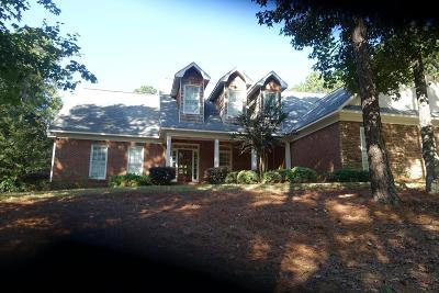 Harris County Single Family Home For Sale: 49 Old Chimney Court
