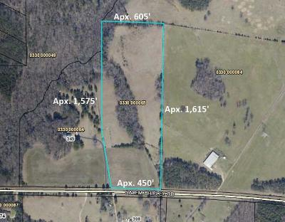 Pine Mountain Residential Lots & Land For Sale: Salem Chipley Road