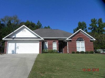 Phenix City Rental For Rent: 5113 Briarwood Court
