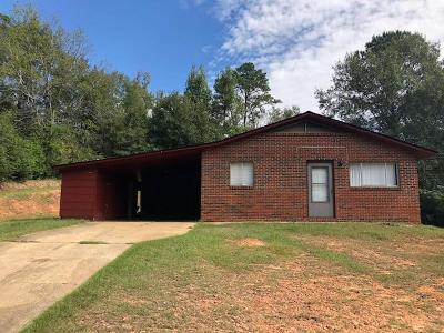 Phenix City AL Single Family Home For Sale: $49,900