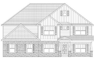 Harris County Single Family Home For Sale: Lot 563 Autumn Trail Way