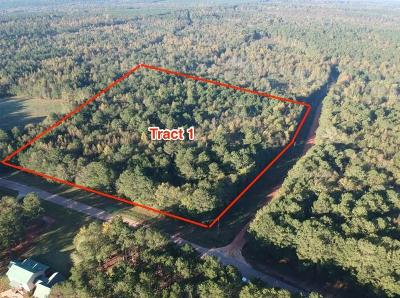 Pine Mountain Residential Lots & Land For Sale: Tract 1 Wallace Road