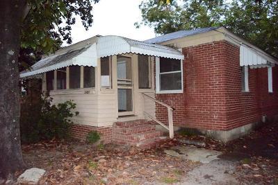 Columbus Single Family Home For Sale: 3121 Radford Street