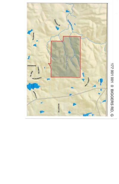 Columbus Residential Lots & Land For Sale: Biggers Road