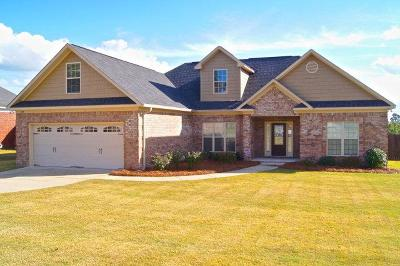 Phenix City AL Single Family Home For Sale: $233,000