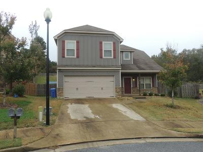 Columbus Single Family Home For Sale: 8202 Lantern Court