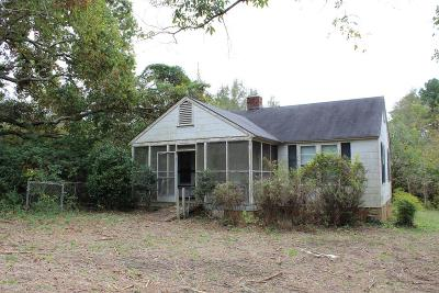 Harris County Single Family Home For Sale: 13880 Ga Hwy 116