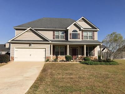 Fort Mitchell Single Family Home For Sale: 104 Seminole Trail