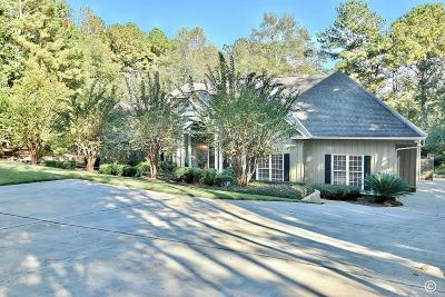 Cataula Single Family Home For Sale: 95a Sweetwater Court