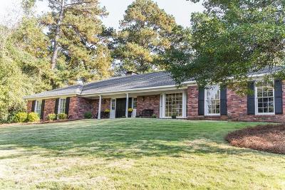 Columbus Single Family Home For Sale: 7140 Leighton Road