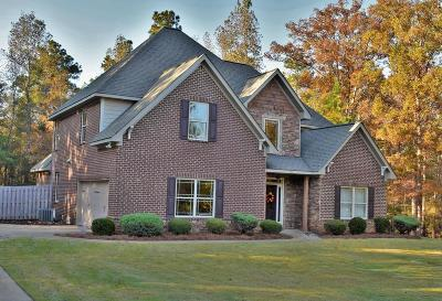 Harris County Single Family Home For Sale: 57 Mustang Trail