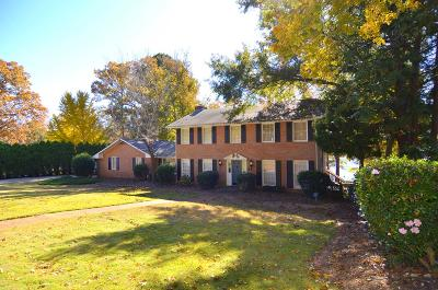 Columbus Single Family Home For Sale: 5462 Roaring Branch Road