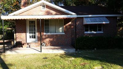 Phenix City AL Single Family Home For Sale: $45,000