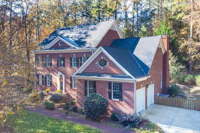Harris County Single Family Home For Sale: 110 Beallwood Drive