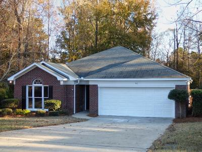 Smiths Station Single Family Home For Sale: 91 Lee Road 0981