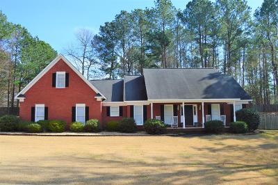 Harris County Single Family Home For Sale: 87 Kristi Lynns Way