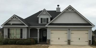 Fort Mitchell Single Family Home For Sale: 13 Presidents Drive