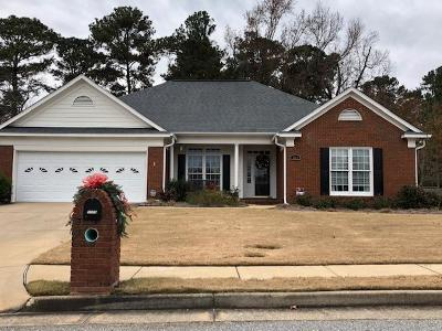 Columbus Single Family Home For Sale: 1129 Mobley Walk Court