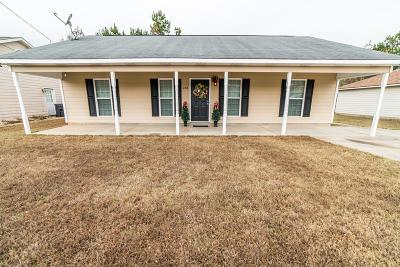 Phenix City Single Family Home For Sale: 472 Mill Pond