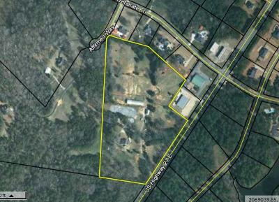 Cataula Residential Lots & Land For Sale: 625 Highway 27