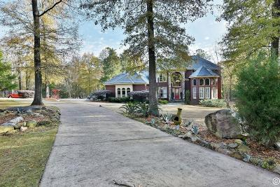 Smiths Station Single Family Home For Sale: 3400 Lee Road 0379