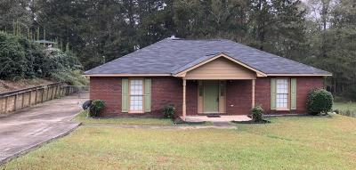 Smiths Station Single Family Home For Sale: 83 Lee Road 0962
