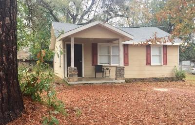 Phenix City AL Single Family Home For Sale: $44,000