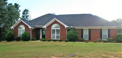 Phenix City AL Single Family Home For Sale: $164,900