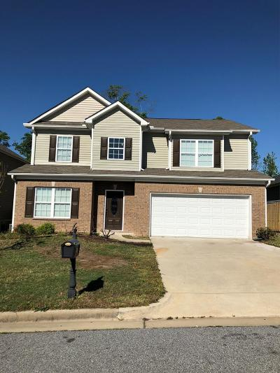 Phenix City Single Family Home For Sale: 76 Willow Trace Drive