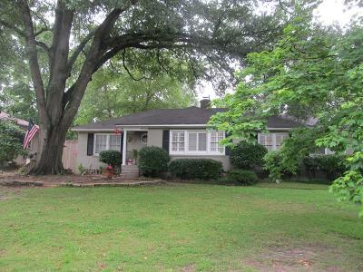 Columbus Single Family Home For Sale: 1626 Wells Drive