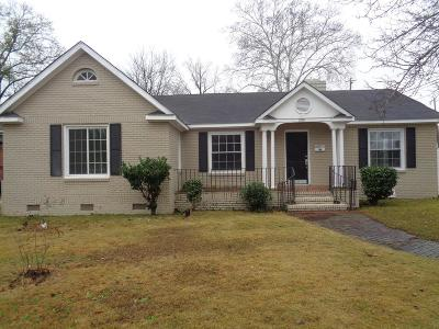 Columbus Single Family Home For Sale: 1700 Slade Drive