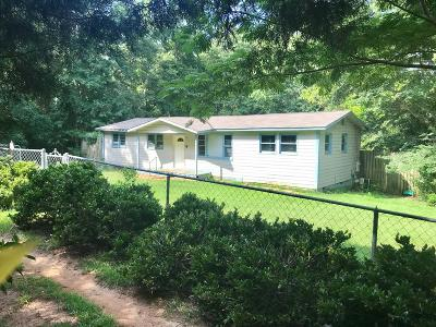 Phenix City Single Family Home For Sale: 50 Pine Ridge Trail
