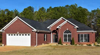 Fortson Single Family Home For Sale: 242 Mountain Hill Road