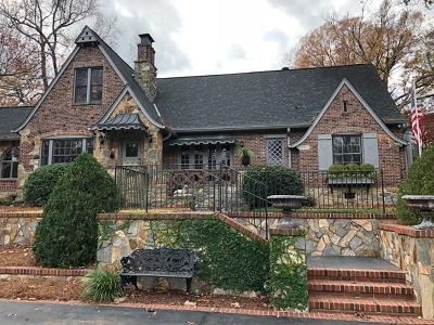 Columbus Single Family Home For Sale: 1838 Elmwood Drive