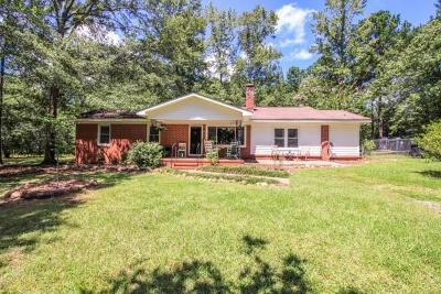Hamilton Single Family Home For Sale: 8025 Ga Hwy 219