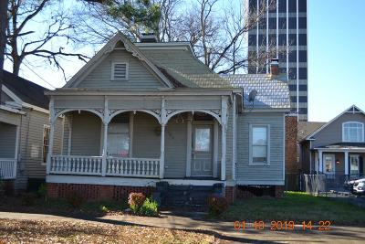 Columbus Single Family Home For Sale: 909 3rd Avenue