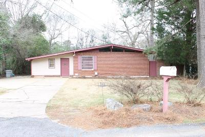Columbus Single Family Home For Sale: 5518 Mariner Drive