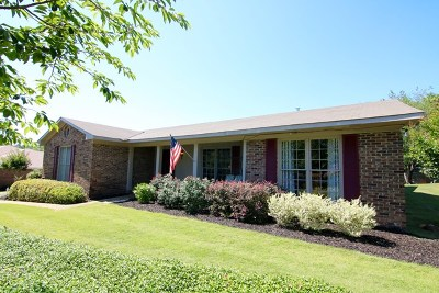 Columbus Single Family Home For Sale: 601 Newport Place
