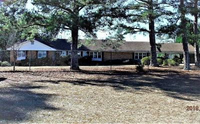 Phenix City Single Family Home For Sale: 187 Lee Road 0553