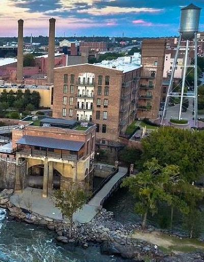 Columbus Condo/Townhouse For Sale: 1201 Front Avenue #504