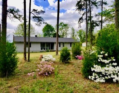 Phenix City Single Family Home For Sale: 4585 Highway 80 West