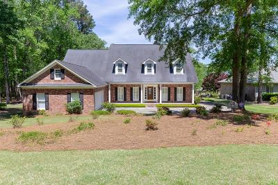Smiths Station Single Family Home For Sale: 25 Lee Road 0605