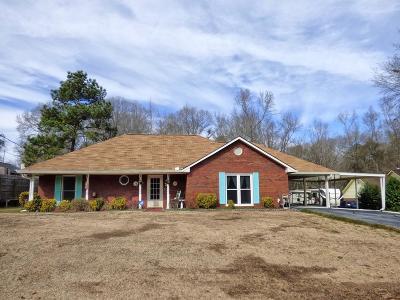Phenix City Single Family Home For Sale: 16 Lee Road 0986