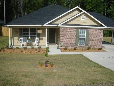 Phenix City Rental For Rent: 704 Mill Pond Drive