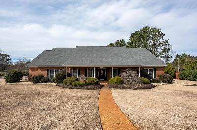 Columbus Single Family Home For Sale: 16 Pine Creek Drive