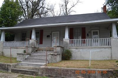 Phenix City AL Single Family Home For Sale: $54,900