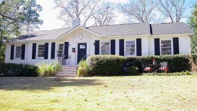 Columbus Single Family Home For Sale: 1629 Preston Drive