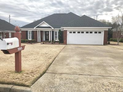 Phenix City Single Family Home For Sale: 5005 Summit Drive