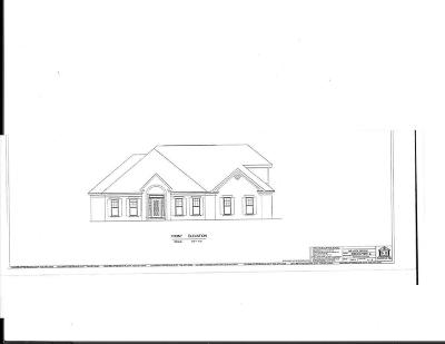 Harris County Single Family Home For Sale: Lot 556 Autumn Trail Way